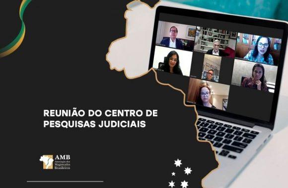 CPJ promove reunião de alinhamento de pesquisas para o aprimoramento do Judiciário