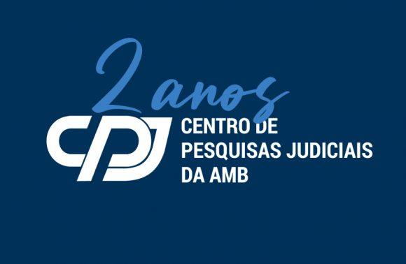 CPJ completa dois anos produzindo ciência no campo da magistratura